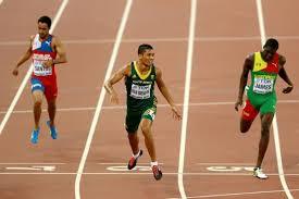 mens 400m final 2