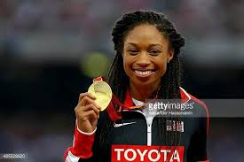 Allyson Felix getty