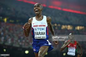 Mo Farah getty